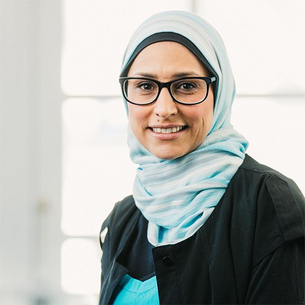 Nasrin Zouhair Nassar